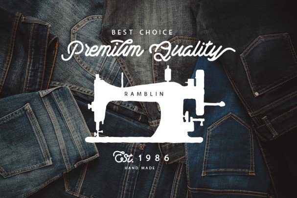 Download Ramblin Font Duo font (typeface)