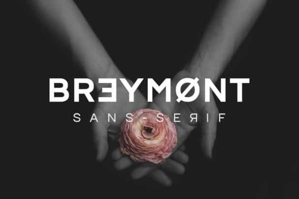 Download Breymont font (typeface)