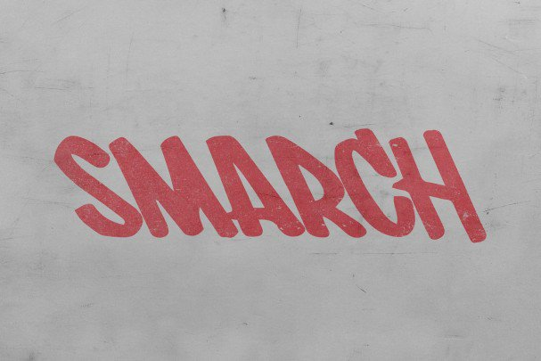 Download Smarch font (typeface)