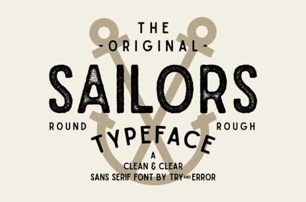 Sailors font free download • AllBestFonts.com