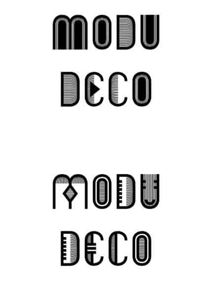 Download Modu font (typeface)