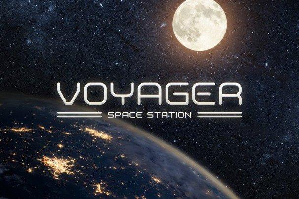 Download Voyager Typeface font (typeface)