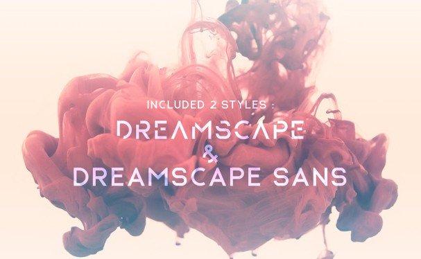 Download Dreamscape font (typeface)