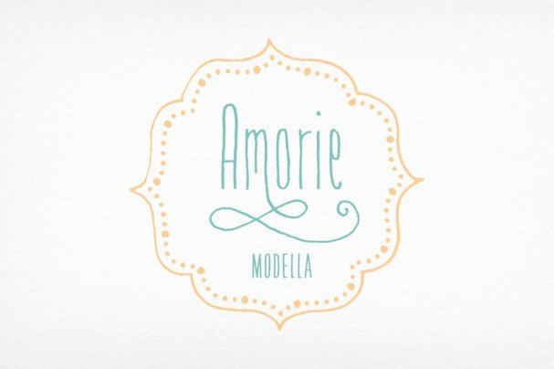 Download Amorie Modella Font Family font (typeface)