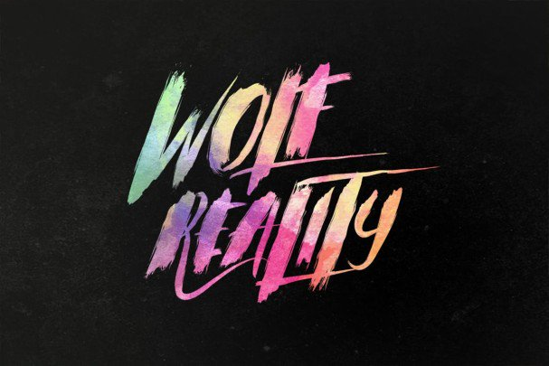 Download Wolf Reality Typeface font (typeface)