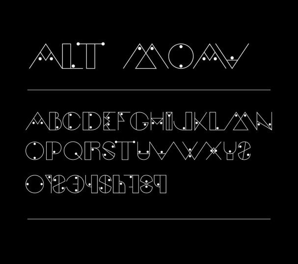 Download Moav font (typeface)