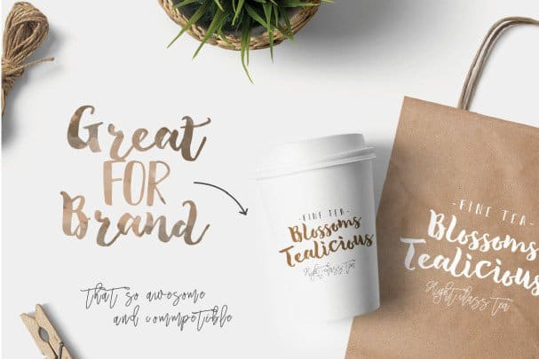 Download The Tropical (Set) font (typeface)