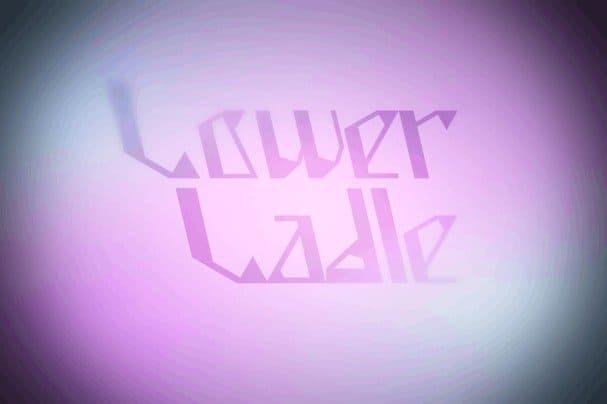 Download Lower Ladle Font font (typeface)