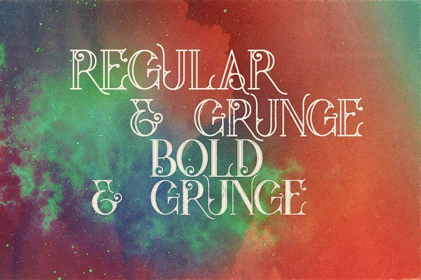 Download Star Typeface font (typeface)