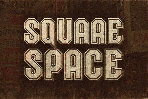Download SquareSpace Font font (typeface)
