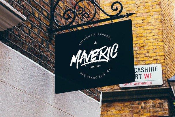 Download Mystique Marker Font font (typeface)