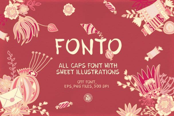 Download Fonto font (typeface)