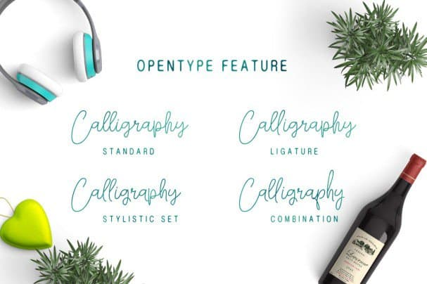 Download Falling Slowly font (typeface)