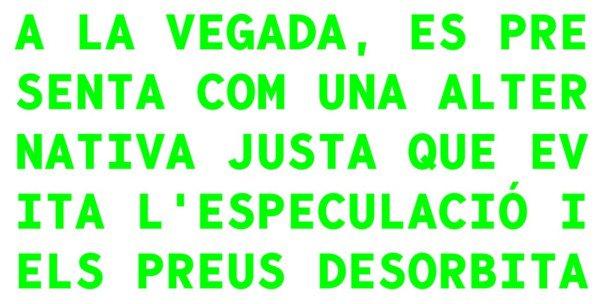 Download Bergen Mono font (typeface)
