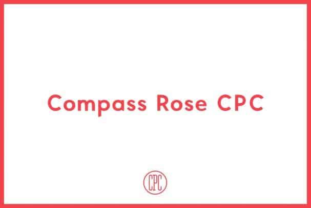 Download Compass Rose CPC font (typeface)