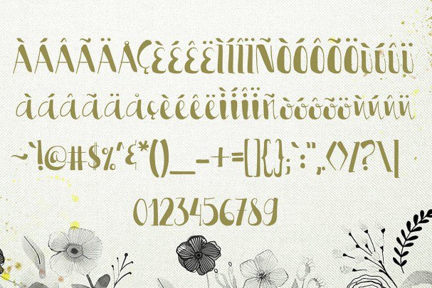 Download Lisa Marie font (typeface)