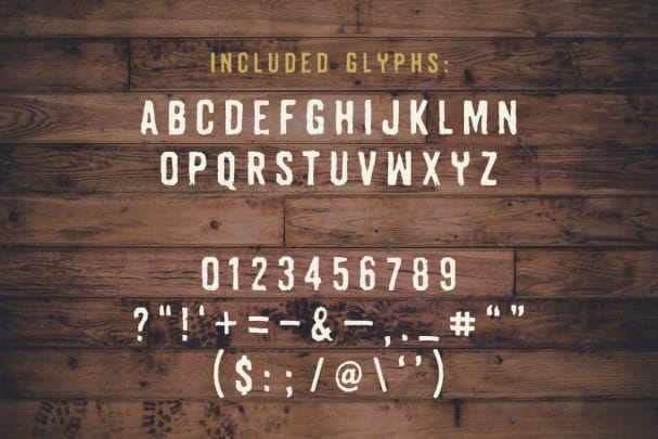 Download Northern Passage font (typeface)