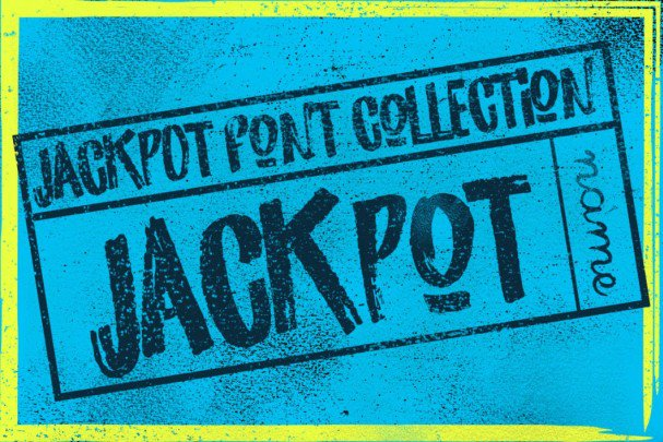 Download California Jackpot Font font (typeface)
