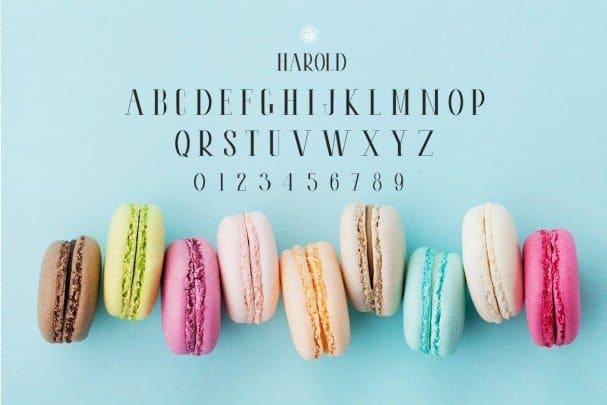 Download Harold font (typeface)