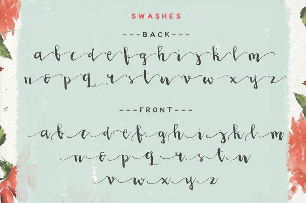 Download Hannah Abbot font (typeface)
