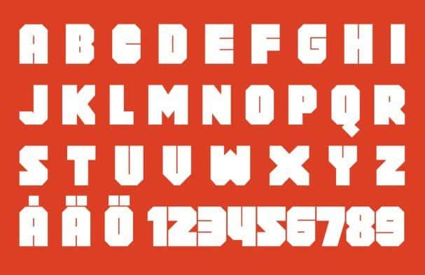 Download Bob font (typeface)