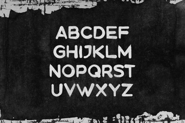 Download Ghoul font (typeface)