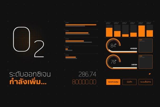 Download Martian B Thai font (typeface)
