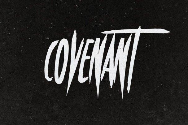 Download Covenant font (typeface)