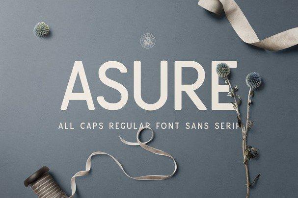 Download Asure font (typeface)