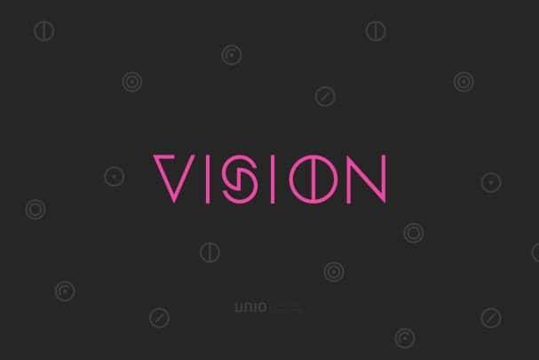 Download Vision - Font Family font (typeface)