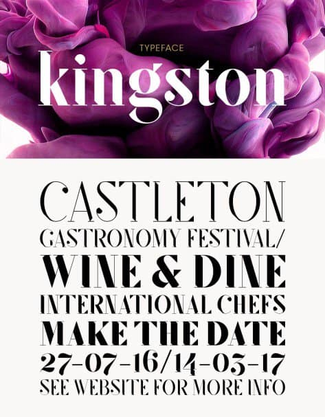 Download SF Kingston | Font font (typeface)