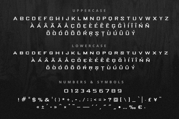 Download Knox font (typeface)