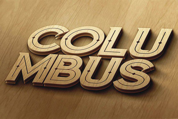 Download Columbus Typeface font (typeface)