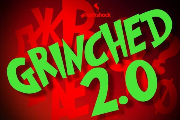 Download Grinched 2.0 font (typeface)
