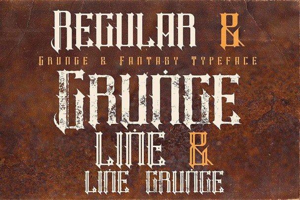 Download Timor - Vintage Style font (typeface)