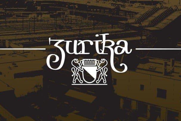 Download Zurika font (typeface)