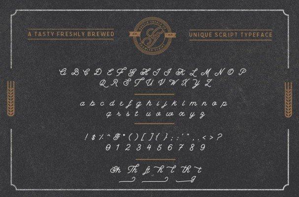 Download Growler Script font (typeface)