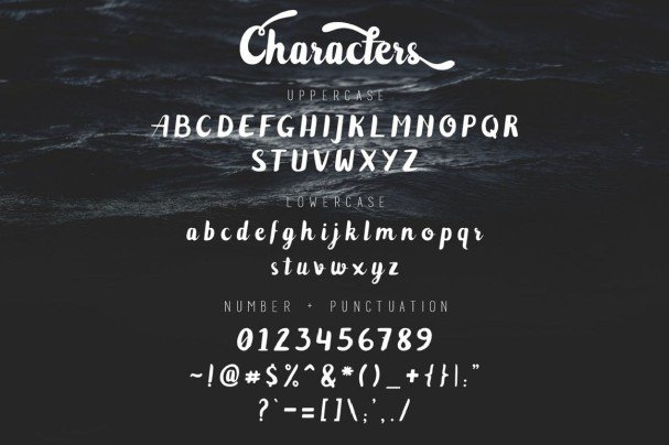 Download Zeligh Typeface font (typeface)
