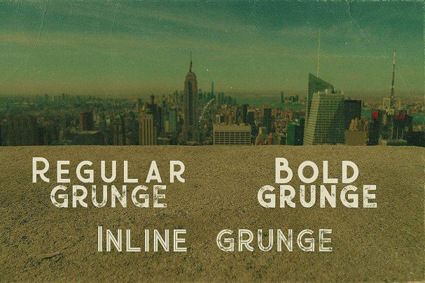 Download Urban - Display Style font (typeface)