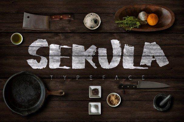 Download Sekula Script Typeface font (typeface)