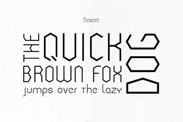 Download Cornera Font font (typeface)