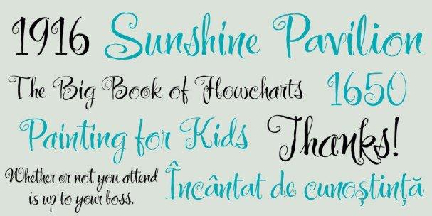 Download Ginger Snap font (typeface)