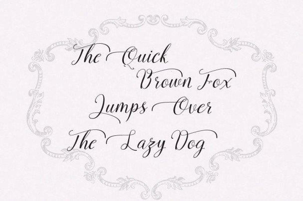 Download Octavina Script font (typeface)