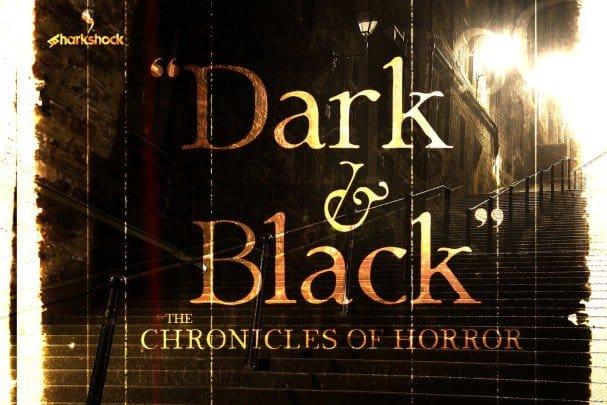 Download Dark & Black font (typeface)
