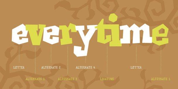 Download Jackazz font (typeface)