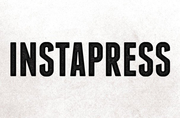 Download Native + Instapress font (typeface)