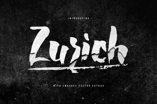 Download Zurich Typeface font (typeface)