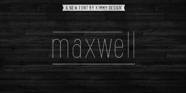 Download Maxwell Sans Small Caps UltraLight font (typeface)