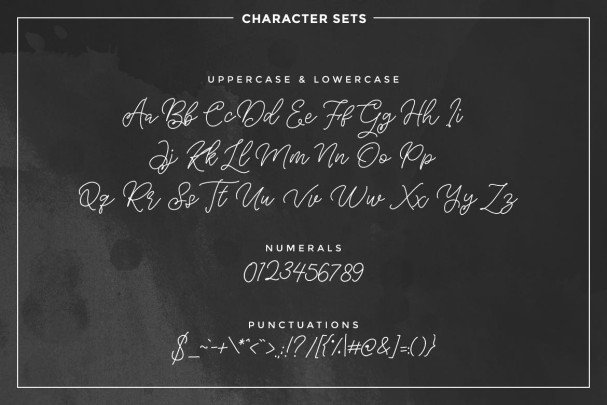 Download Zailayard font (typeface)