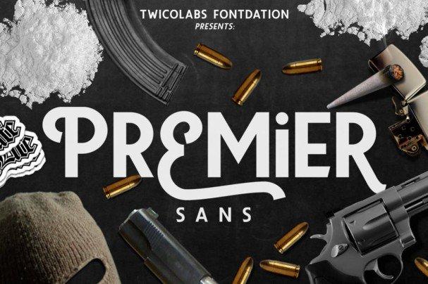 Download Premier Sans font (typeface)